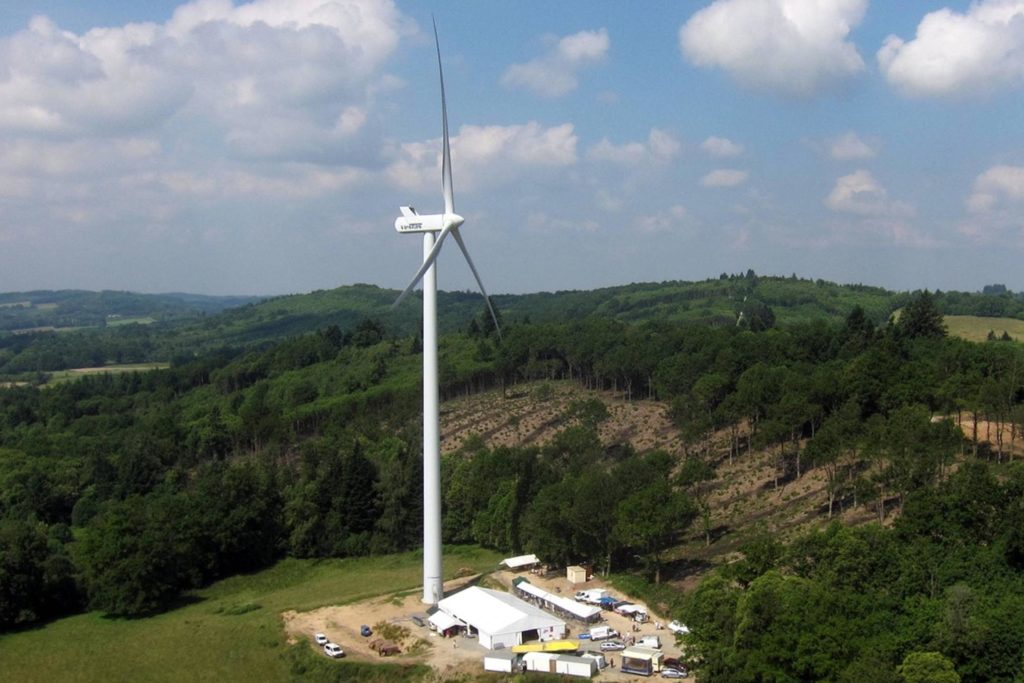 Rilhac Wind Farm (Citizen-funded)